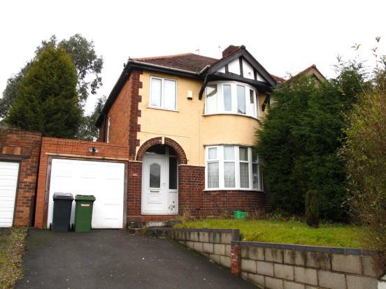 541 Cannock Road, Wolverhampton